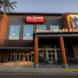 The Alamo Drafthouse Lakeline location in Austin, Texas.